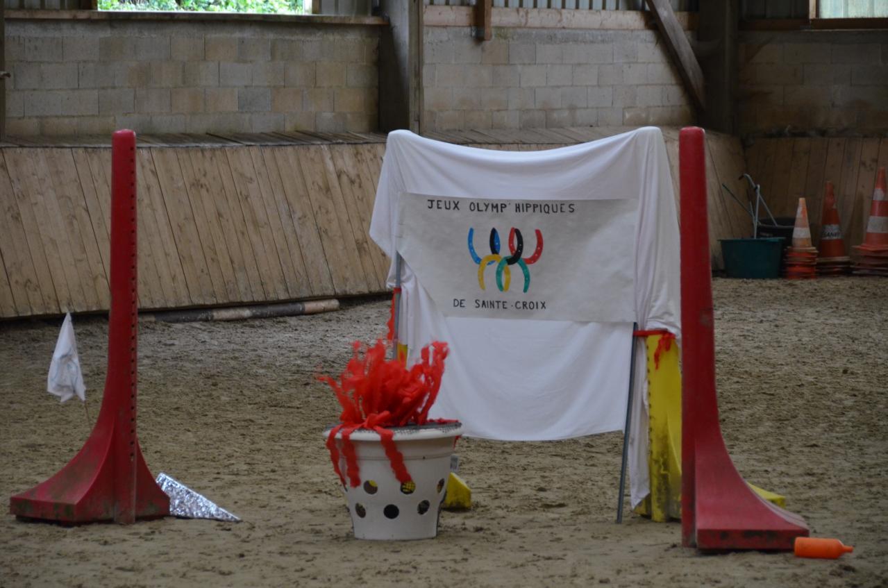 Arrivée de la flamme Olympique (suite des photos dans le second album)