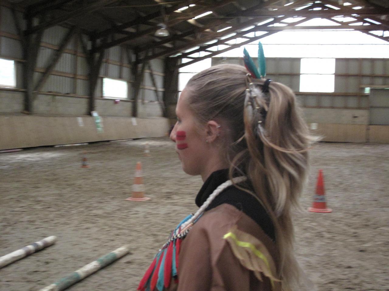 Julia et quetche aux longues renes