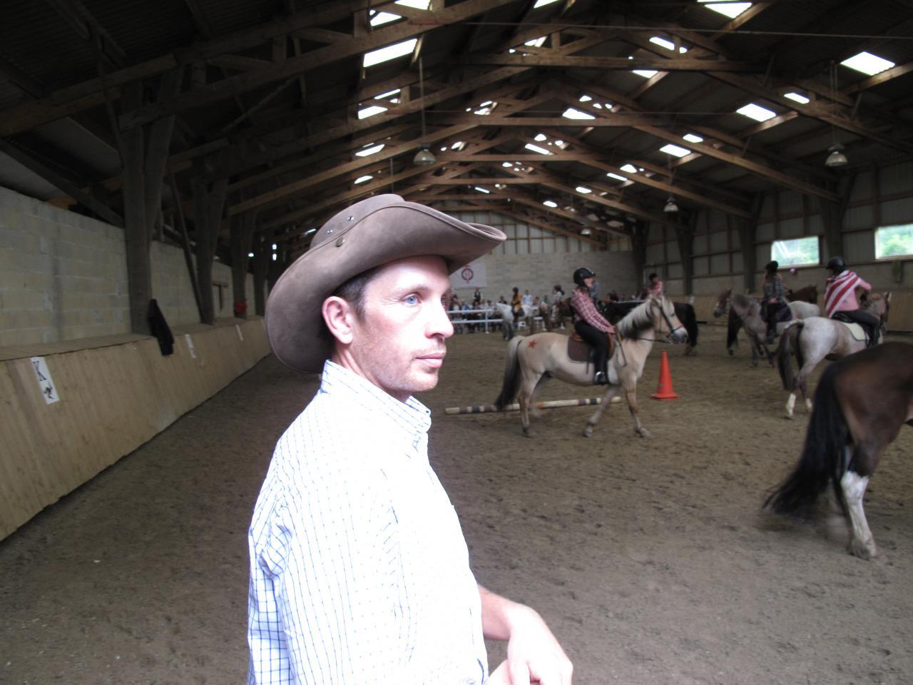 Sam le cow boy